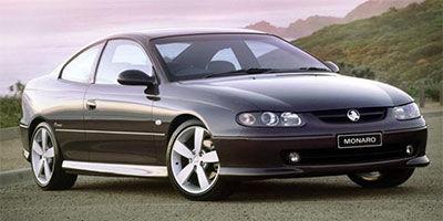 1. 2002 Holden Monaro SV8 V2