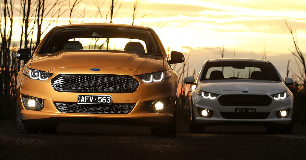 2016 ford falcon xr8 review rapid finance Ford motor credit refinance