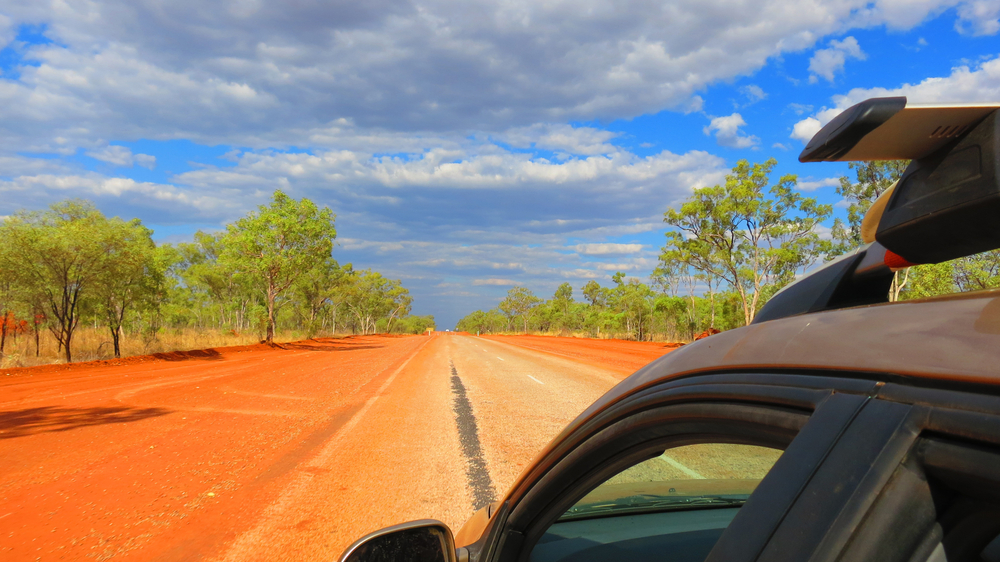 Driving in NT