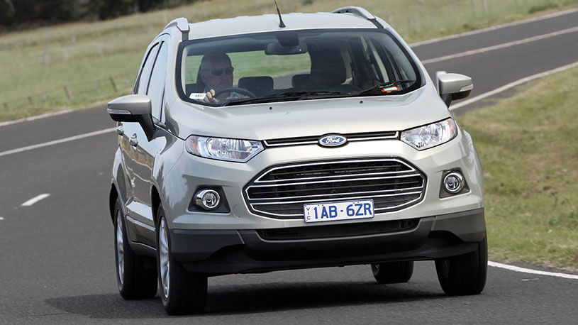 Ford Ecosport Ambiente 2WD