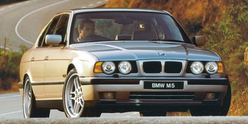 BMW E34 M5 Used Car Review : Rapid Finance