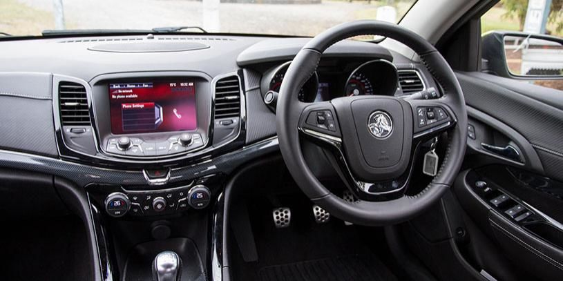 2015 holden commodore sv6 sedan rapid finance