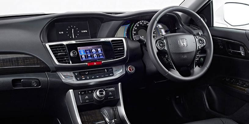 2015 Honda Accord Sport Hybrid Review Rapid Finance