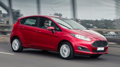 Ford Fiesta courtesy of whichcar3