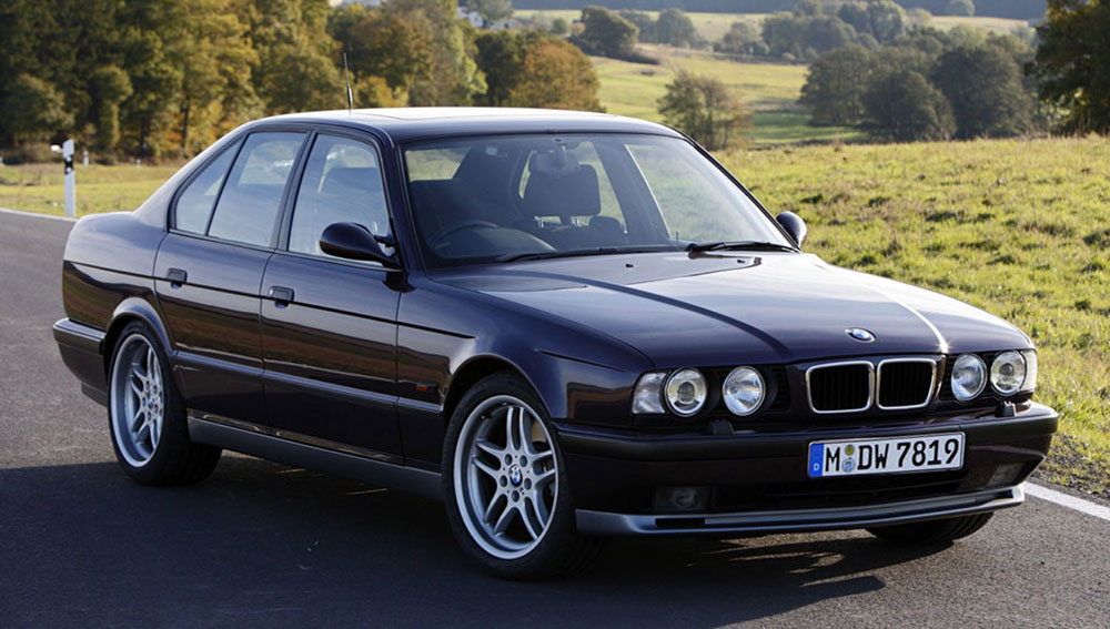Bmw E34 M5 Used Car Review Rapid Finance