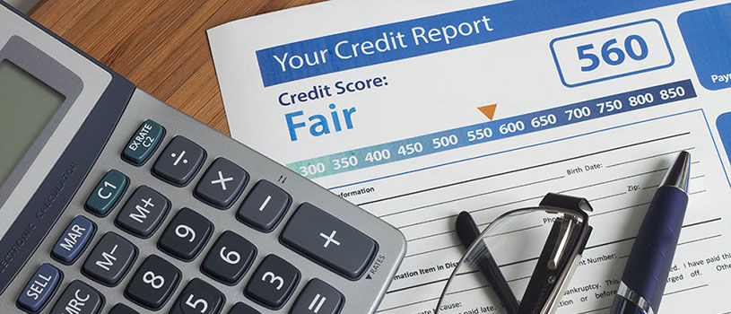credit history file