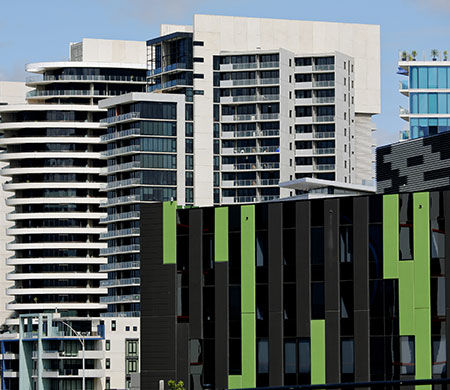 melbourne apartments in the city