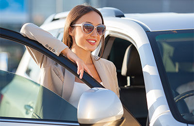 savvy business car loan driver