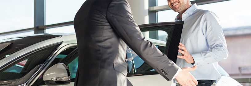 transferring new business car loan